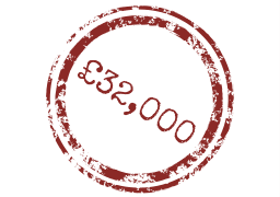 Claim up to £32,000 in compensation